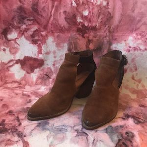 Jeffrey Campbell Cut-Out Western booties